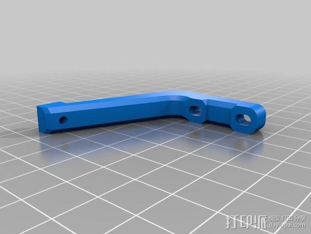 万向节联轴器 3D模型  图4