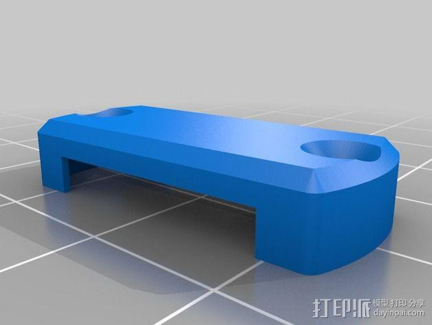 万向节联轴器 3D模型  图5