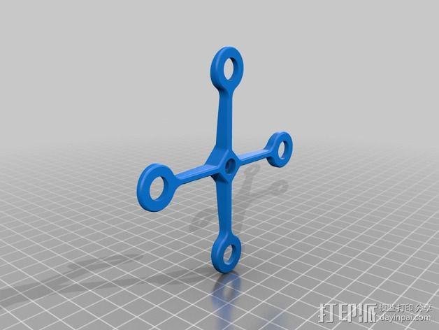 万向节联轴器 3D模型  图8