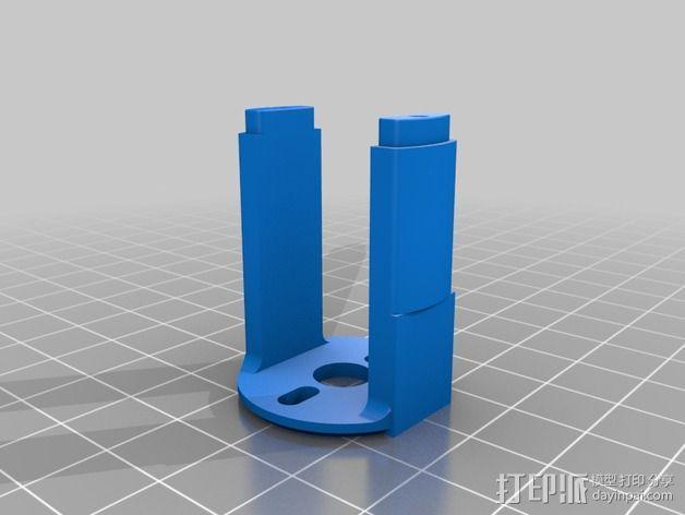 万向节联轴器 3D模型  图9