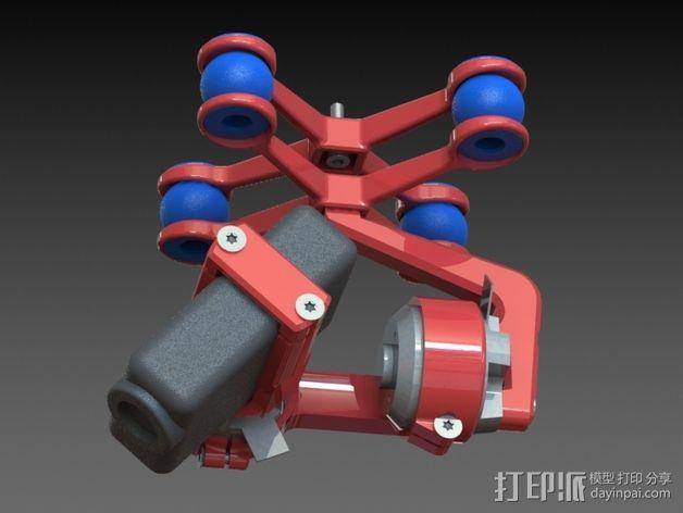 万向节联轴器 3D模型  图11