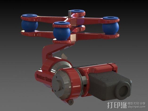 万向节联轴器 3D模型  图12