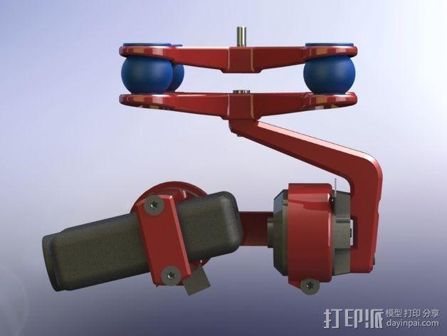 万向节联轴器 3D模型  图10
