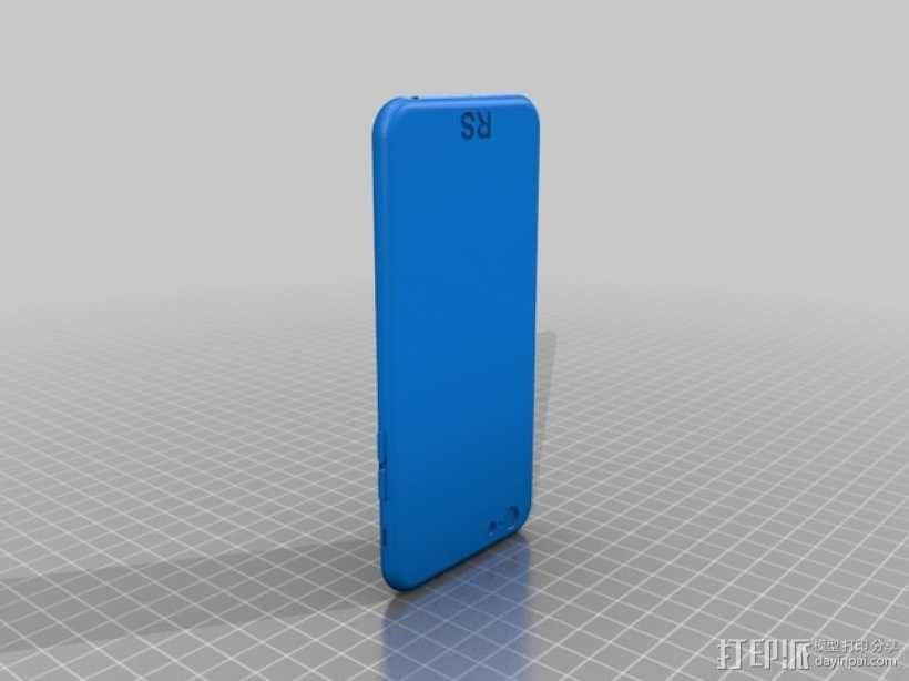 iPhone 6, 6 Plus苹果手机模型 3D模型  图3
