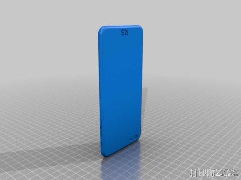 iPhone 6, 6 Plus苹果手机模型 3D模型  图4