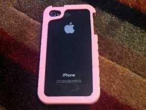 iPhone4/4S手机壳 3D模型