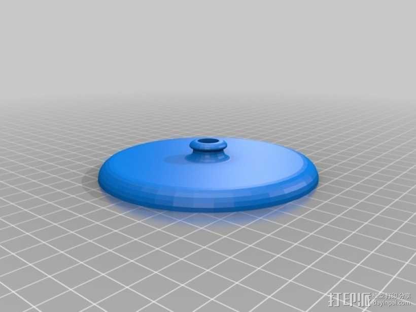 Nexus 5手机架 3D模型  图3
