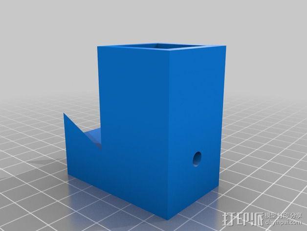 摄像机三脚架  3D模型  图2