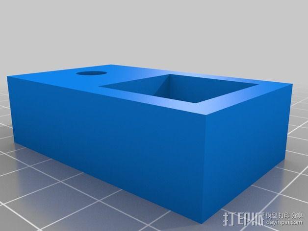 摄像机三脚架  3D模型  图4