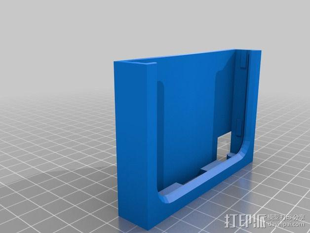 三星Note 3手机支架 3D模型  图2