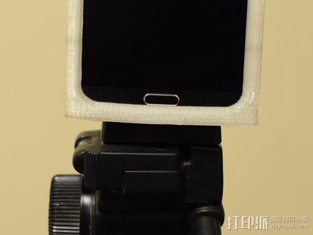 三星Note 3手机支架 3D模型  图3