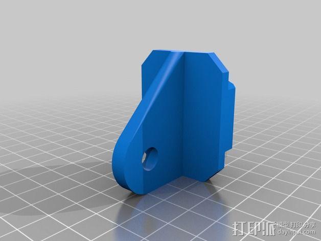 GoPro相机支撑架 3D模型  图2