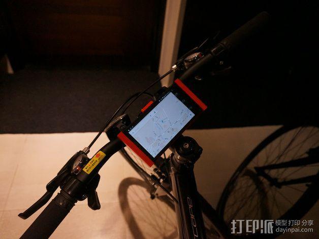 Nexus 5手机支架 3D模型  图4