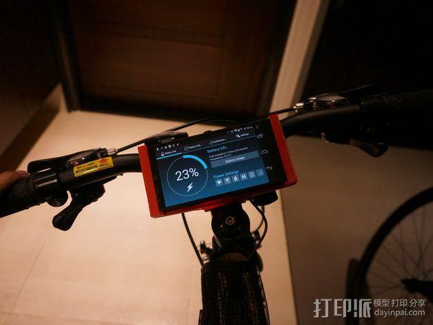 Nexus 5手机支架 3D模型  图6