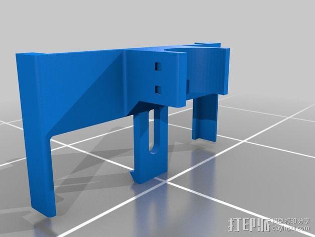 Nexus 5手机支架 3D模型  图10