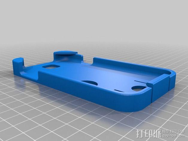 三星Galaxy S4手机支架 3D模型  图2