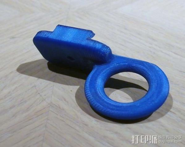 GoPro相机稳定器 3D模型  图3