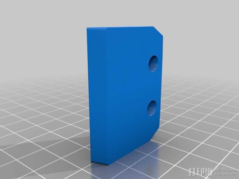 通用式手机三脚架 3D模型  图7
