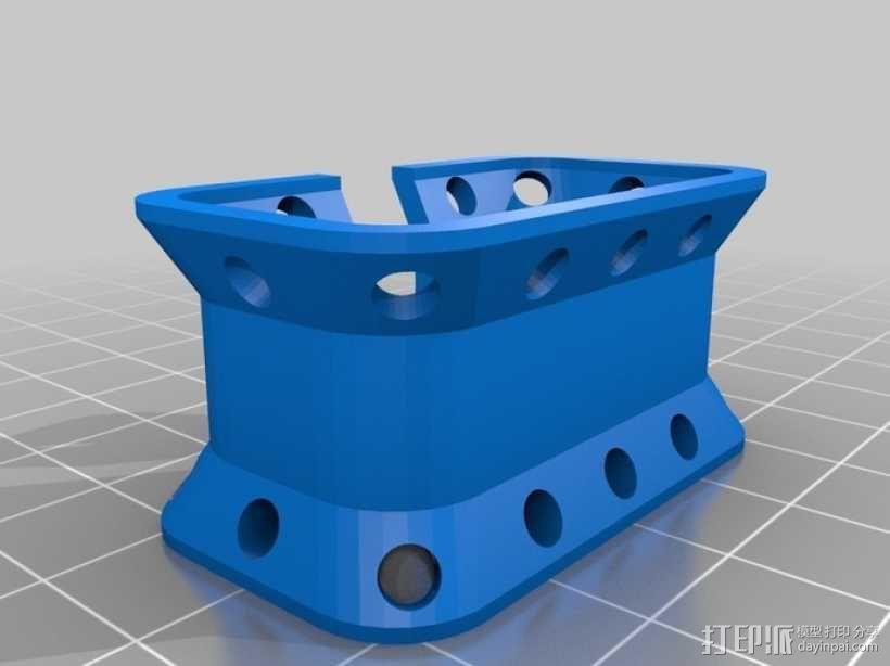 耳机收纳器 3D模型  图5