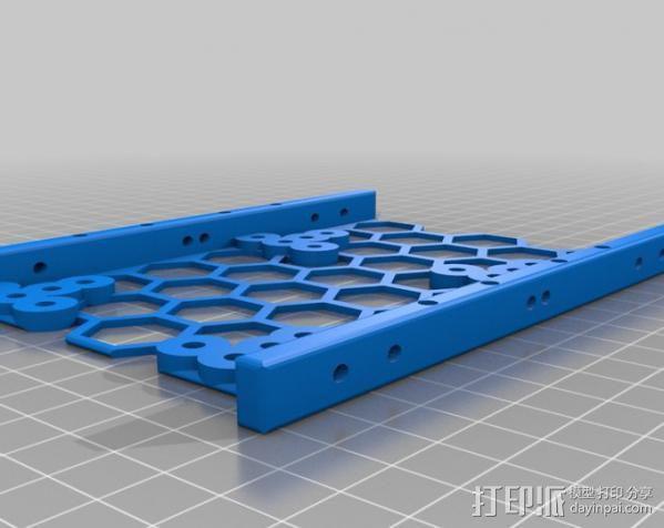 硬盘驱动适配器 3D模型  图4