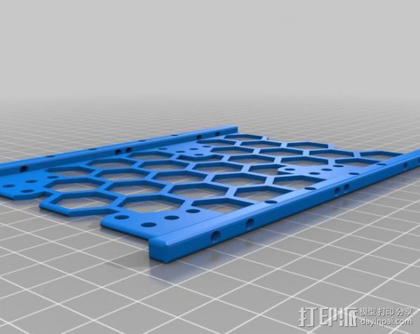 硬盘驱动适配器 3D模型  图5