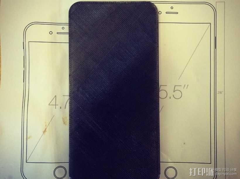 iPhone 6 / 6 plus手机模型 3D模型  图1