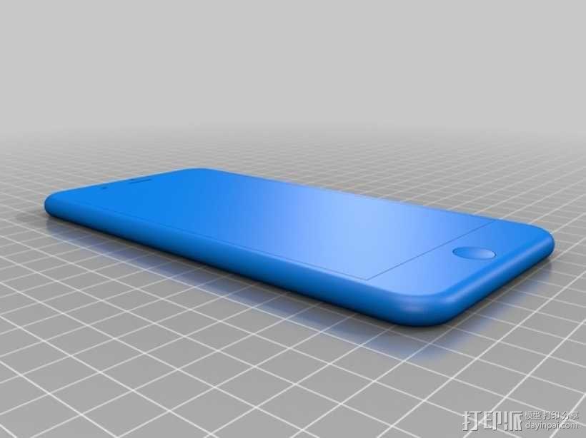 iPhone 6 / 6 plus手机模型 3D模型  图3