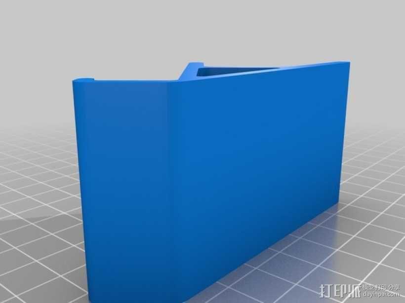 手机架 手机座 3D模型  图3