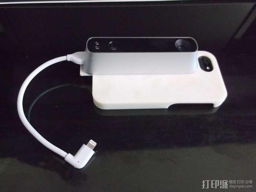 iPhone5手机外壳 3D模型  图1