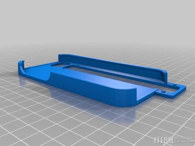 iPhone5手机外壳 3D模型  图2