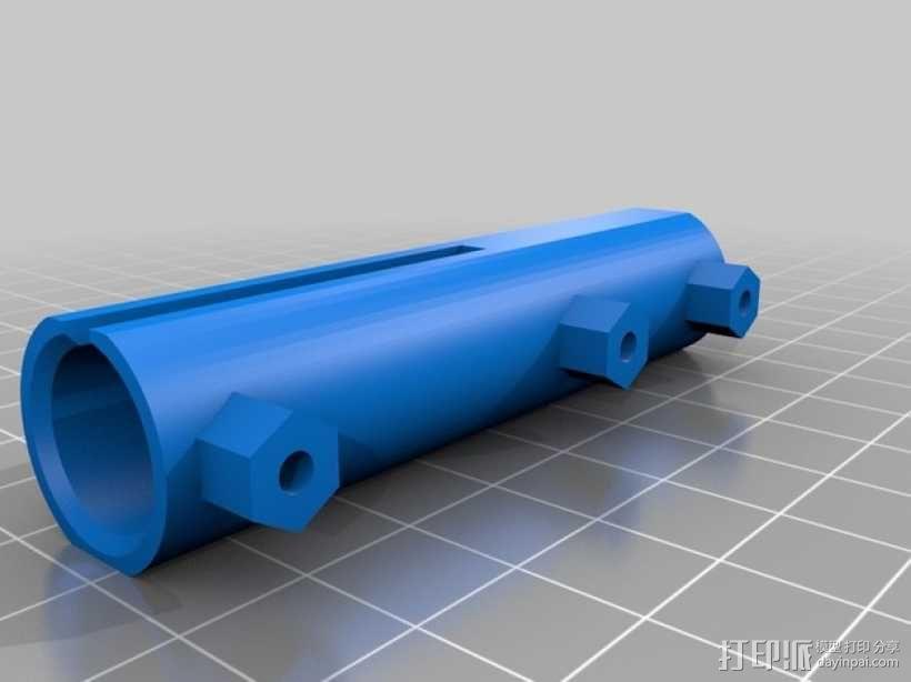 复古风的探测器 3D模型  图5