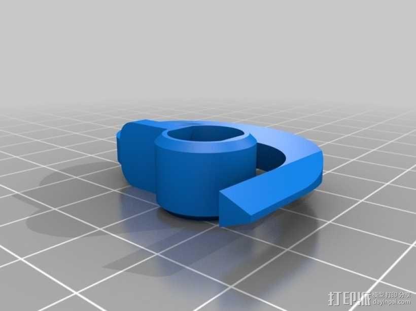复古风的探测器 3D模型  图7