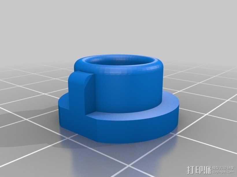 复古风的探测器 3D模型  图8