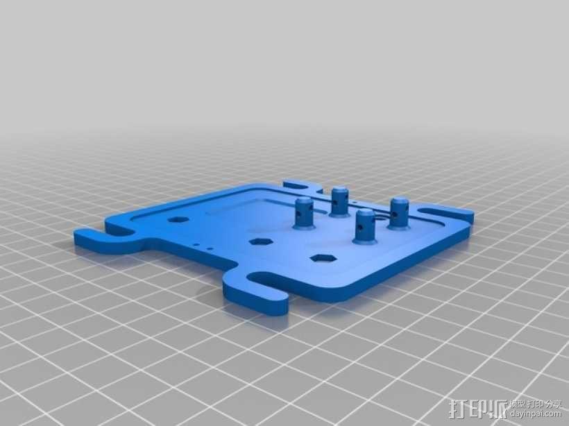 复古风的探测器 3D模型  图6