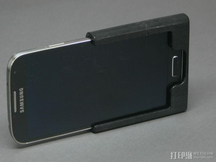 三星Galaxy S4手机座 3D模型  图3