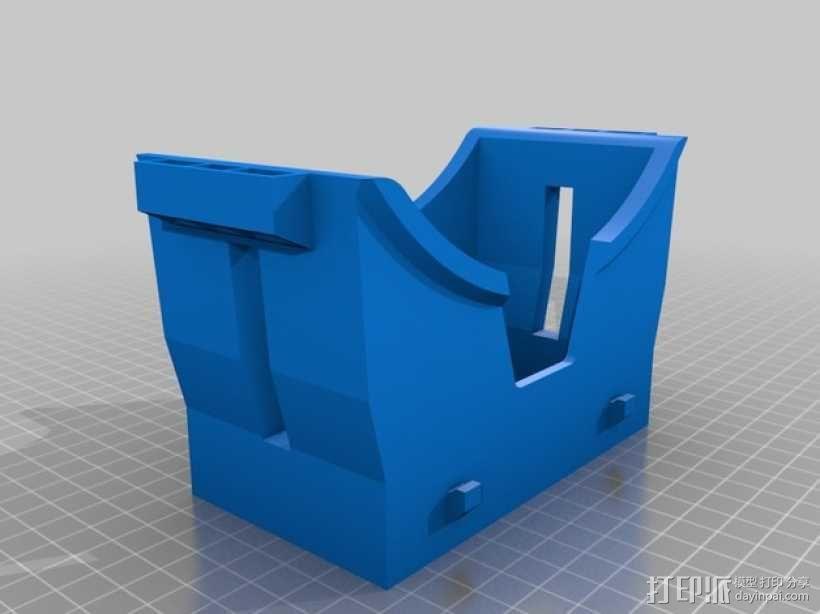 虚拟现实头盔 3D模型  图4