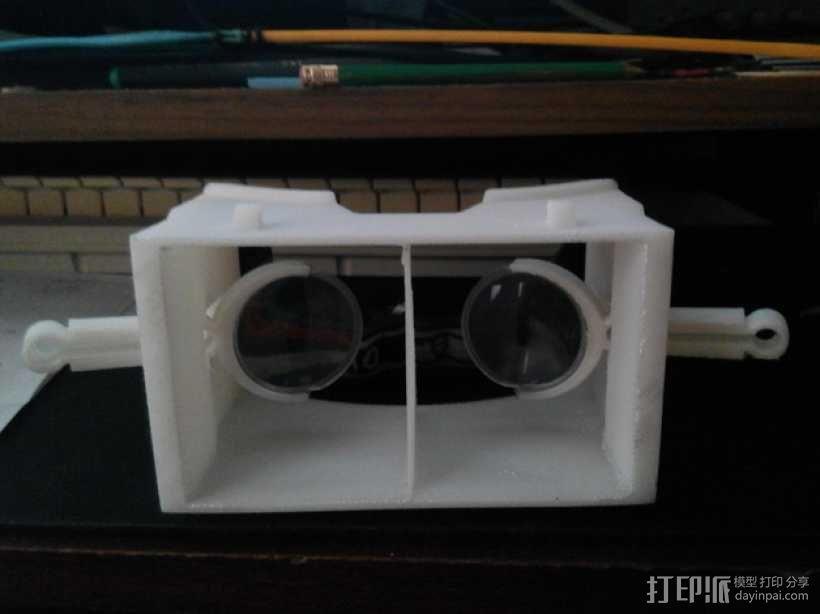 虚拟现实头盔 3D模型  图13