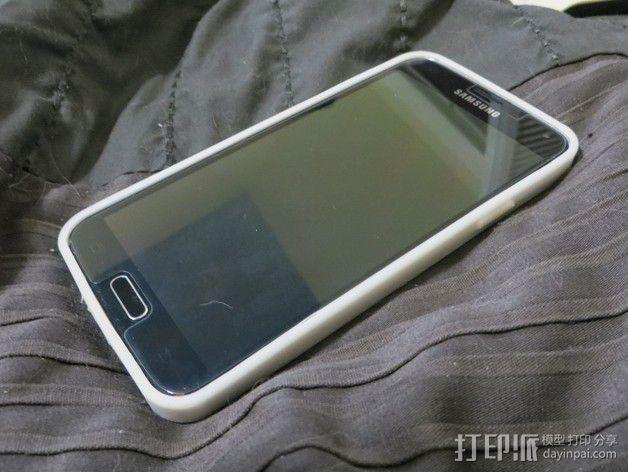 三星Galaxy s5手机外壳 3D模型  图2