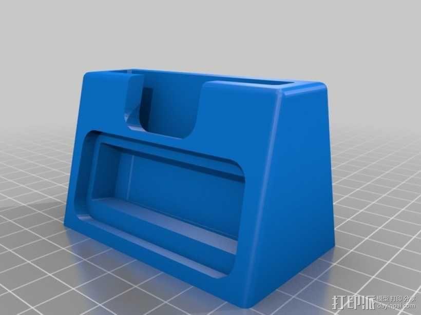 iPhone 5手机扩音器 3D模型  图7