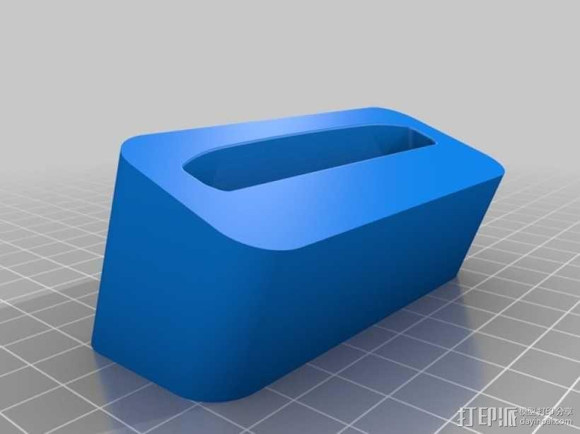 手机座 充电座 3D模型  图5