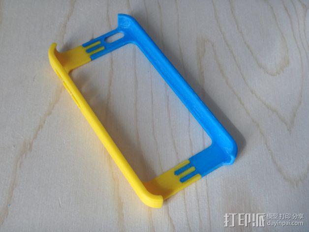 iPhone 5c手机外壳 3D模型  图5
