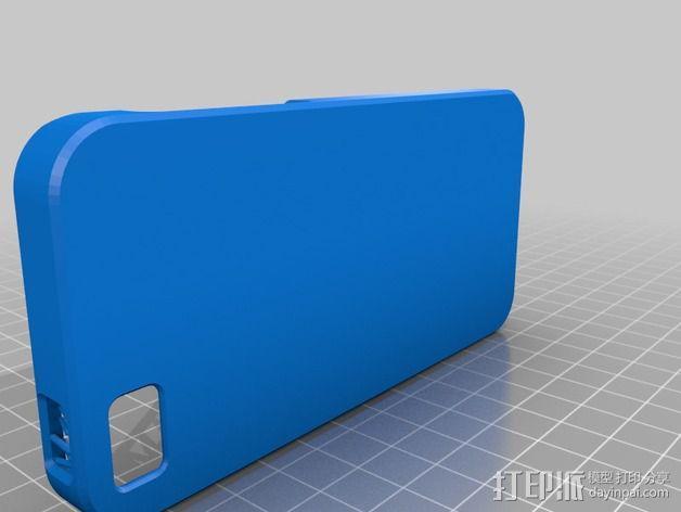 iPhone手机外壳 3D模型  图3