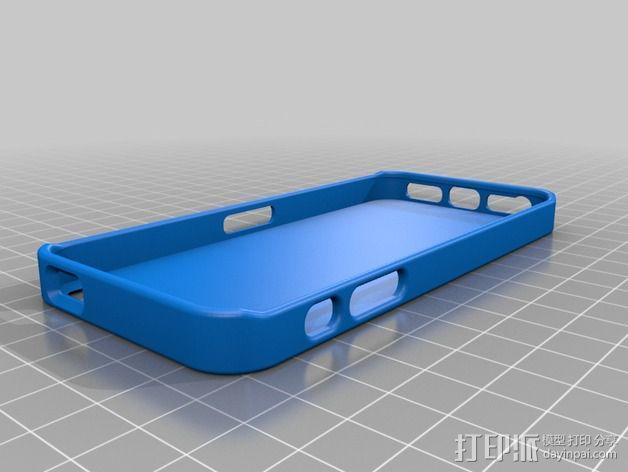 iPhone手机外壳 3D模型  图4