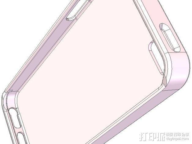 iPhone手机外壳 3D模型  图6