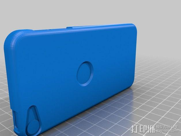iPod touch 5苹果小平板保护外壳 3D模型  图7