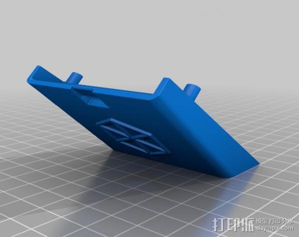 分光仪 3D模型  图3