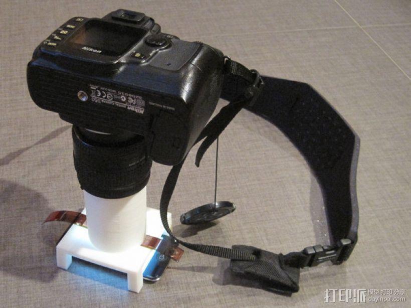 尼康相机胶片扫描仪 3D模型  图1