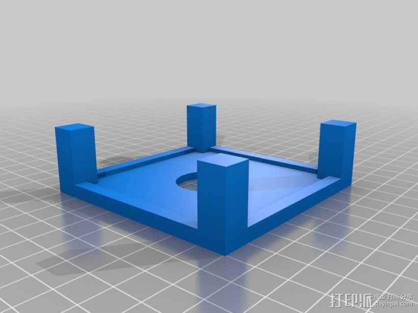 尼康相机胶片扫描仪 3D模型  图4