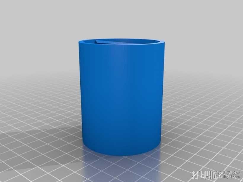 尼康相机胶片扫描仪 3D模型  图5