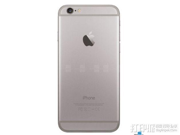 iPhone 6手机模型 3D模型  图4